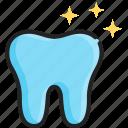 care, clean, dental, healthy, hygiene, teeth, white icon