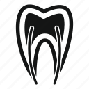 care, clean, dental, dentist, gum, medical, tooth icon