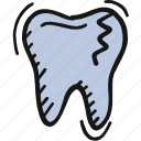 dental, dentist, teeth icon, tooth icon
