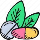 herb, herbal, medicine, natural, organic icon icon