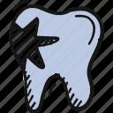 dentist, healthcare, teeth icon icon