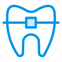dental, dentalorthodontictreatment, dentist, dentistry, medical, oralhygiene, toothicon icon
