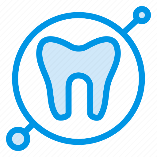 antivirus, caveat, dental, protection, secure, security, tooth icon