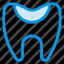 cavity, damage, dental, dentist, doctor, half, tooth