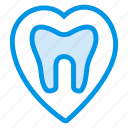 caveat, dental, favourit, filling, health, human, tooth icon