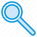 filter, find, finder, glass, magnify, search, zoom icon