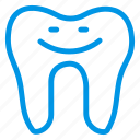 dental, dentist, happy, health, medicine, teeth, tooth icon