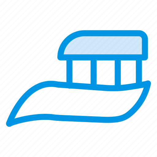 caveat, dental, health, oral, paste, tooth, toothpaste icon