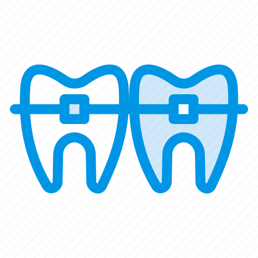 caveat, dental, filling, health, tooth, wire, wiring icon