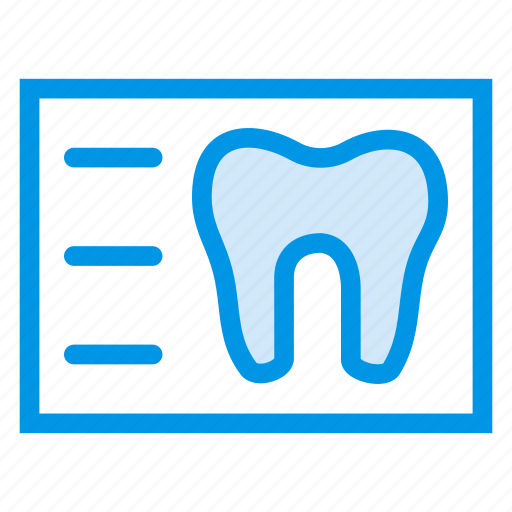 card, dental, dentist, healthy, identity, protection, report icon