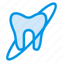 dental, dentist, health, protection, secure, security, tooth icon