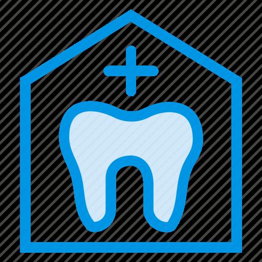 clinic, dentist, healthy, hospital, laboratory, teeth, tooth icon