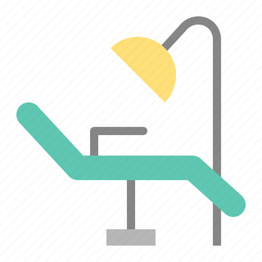 armchair, chair, dental, dental chair, dentist, dentistry, furniture icon