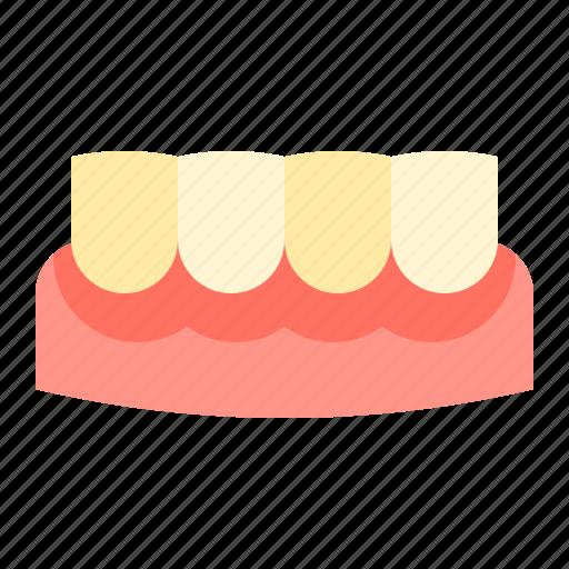 dental, dentist, dentistry, gingivitis, gum inflammation, teeth, tooth icon