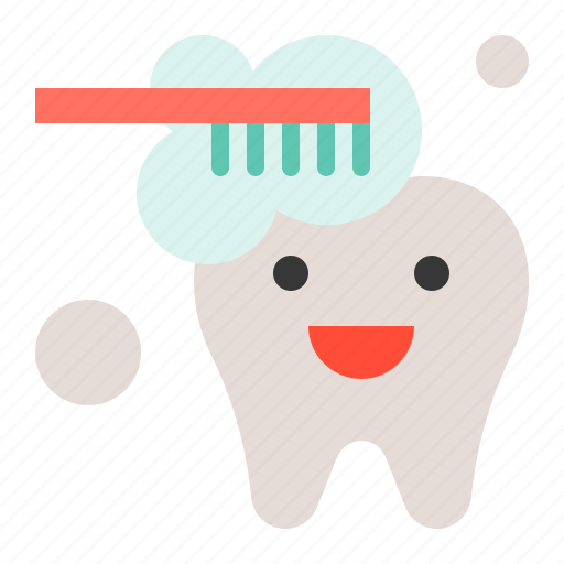 cleaning, dental, dentistry, tooth, tooth brushing, toothbrush icon
