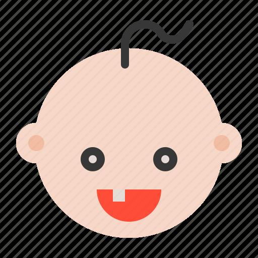 baby, child, children, dentist, kid, tooth icon