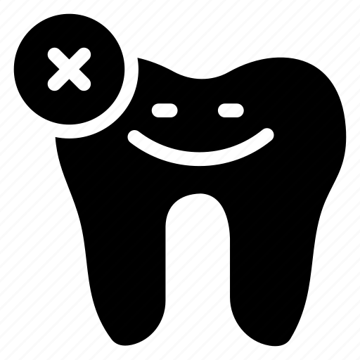 caveat, dental, dentist, filling, health, human, tooth icon