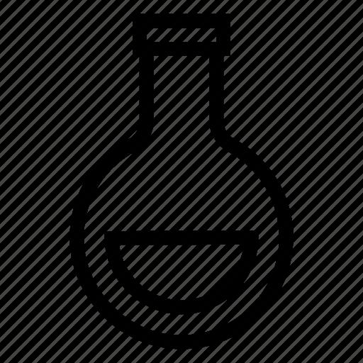 chemistry, experiment, lab, laboratory, physics, science, tube icon