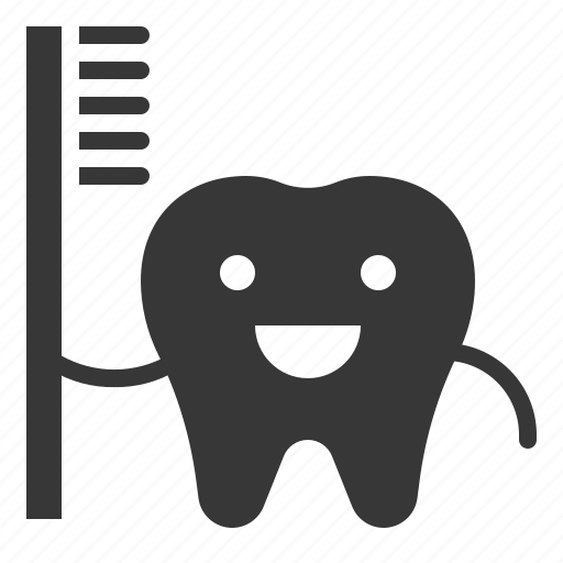 dental, dentist, dentistry, healthcare, tooth, toothbrush icon