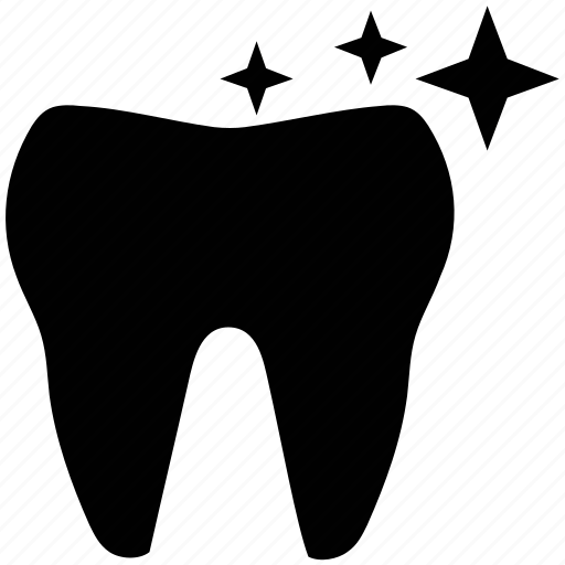 healthy tooth, human tooth, intact healthy tooth, shiny tooth, sparkling tooth, strong tooth, tooth icon