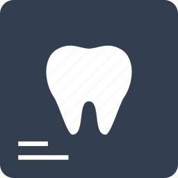 dental, doctor, exam, health care, human, medical, medicine, photo, photography, tooth, x-rays icon
