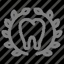 award, braces, care, dental, reward, service icon