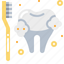 cleaner, dental, dentist, teeth, tooth icon