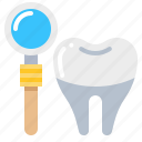 decayed, dental, dentist, teeth, tool, tooth icon