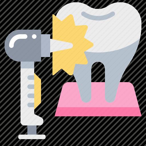 Dental, dentist, dentistry, tool icon - Download on Iconfinder
