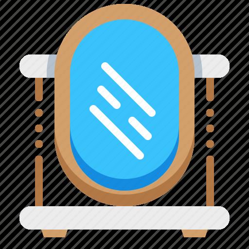 Dental, dentist, mirror, tool icon - Download on Iconfinder