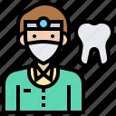 clinic, dental, dentist, orthodontist, surgeon icon