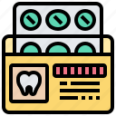 dental, drug, medicine, painkiller, treatment