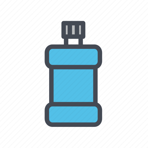 dental, hygiene, listerine, mouthwash, oral icon