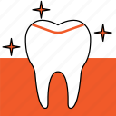 dental care, dental seelants, dentist, dentistry, orthodontics, teeth icon