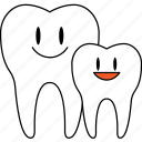 dental care, dental plan, dentist, dentistry, family care, orthodontics icon