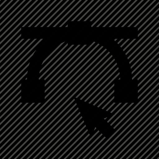 bezier, bezier tool, illustrator tool, metrize, pen bezier, pen tool icon