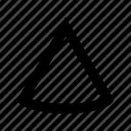 geometry, geometry tool, geometry triangle, triangle, triangle tool icon