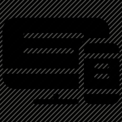 design, graphic, layout, responsive icon