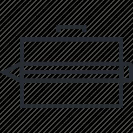 content, copywriting, design, line, marketing, thin, web icon