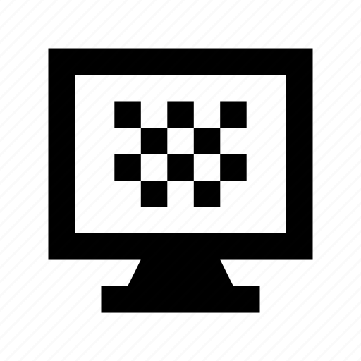 display, lcd, led, monitor, tv icon