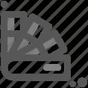 draw, code, color, image, palette, design, color palette icon