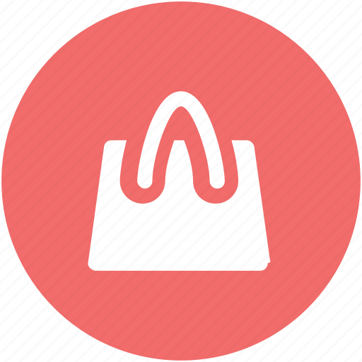 bag, online store, paper bag, shopper bag, shopping bag, supermarket bag, tote bag icon