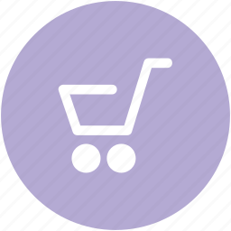 add to cart, buy, ecommerce, online shopping, shopping cart, supermarket, trolley icon