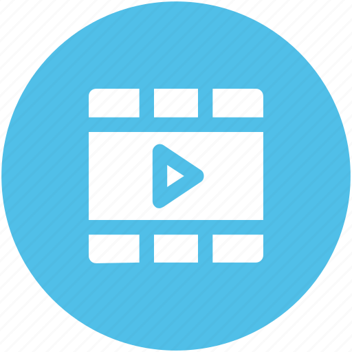 media, media player, multimedia, player, video player, video streaming icon