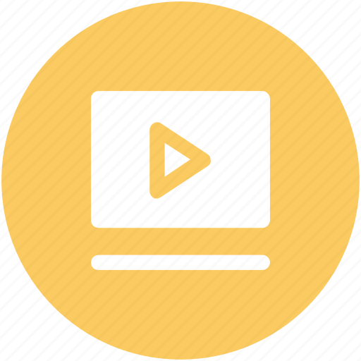 entertainment, media, media player, multimedia, player, video player, video streaming icon