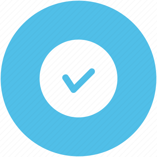 Accept, approved, check mark, ok, satisfactory, vote, yes icon - Download on Iconfinder