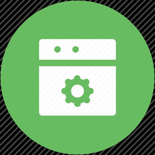 cms, html, programming, web development, web gear, website, website testing icon