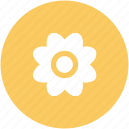 artwork, creative flower, decorative flower, design, design element, drawing, flower icon