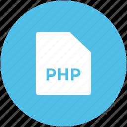 file design, file extension, file format, javascript, php file, storage, web apps icon