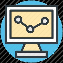 desktop, display, lcd, monitor, screen icon